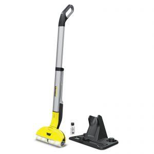 Lavasciuga pavimenti portatile